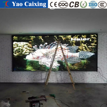 PH2.5 indoor advertising led display screen front maintenance cabinet