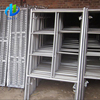 Metal Ladder Scaffolding For Concrete Slab and Masonry Construction