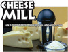 Amazing Grater Cheese Mill - fine and course blades