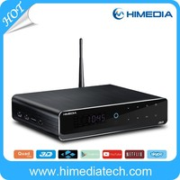 Factory OEM/ODM Hi3798CV200 Quad Core CPU WIFI Android 5.1 Full HD IP Smart TV Box With Bluetooth