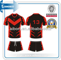 SUBSC-263 xxxl size soccer jerseys and shorts