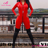 Wholesale High Quality Gloss Stretch Women PVC Catsuit