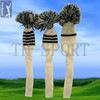 Long neck driver fairway wood golf head covers