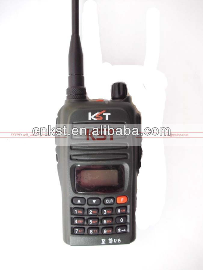 Europe V6 PMR 446MHz License free Two Way Radio