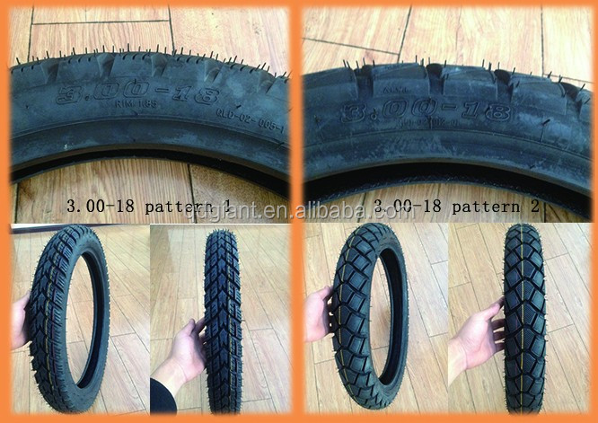 High Quality China Motorcycle Tire and Tube 5.00-12