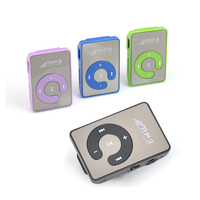 Good Quality Mini Clip MP3 Music Player With No Screen