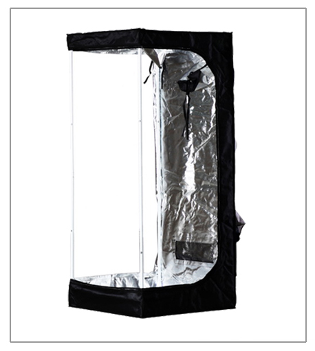 Orientrise Hydroponics 99% Highly Reflective Fabric 600D / 1680D Durable Mylar Plant Grow Tent