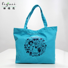 Custom Printed Organic Wholesale Cheap Shopping Bag/cotton Canvas Tote Bag