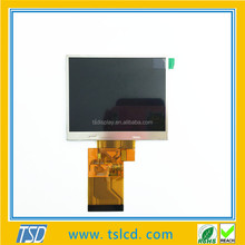 3.5 inch TFT LCD Screen with RTP side bonding