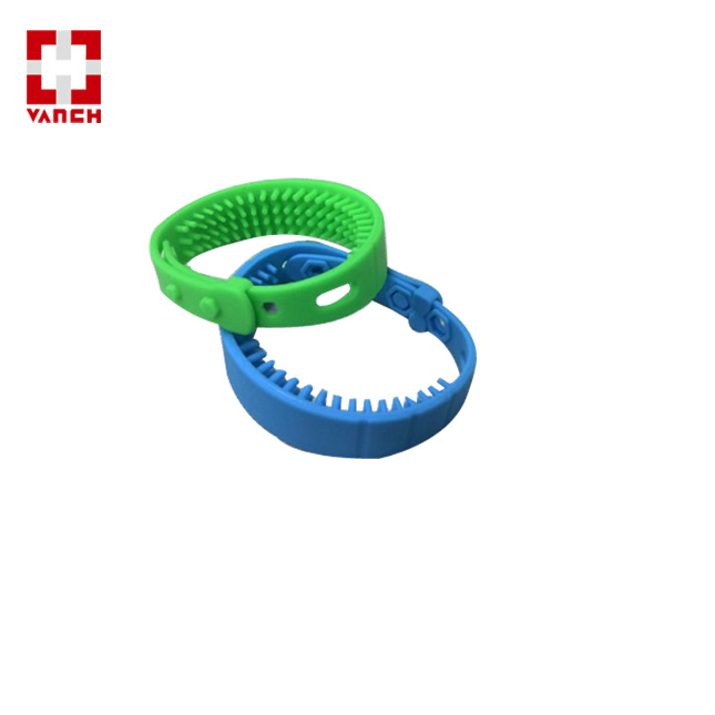 UHF RFID wristband tag for personnel access control system