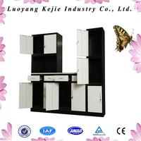 fashionable china cosmetic kitchen cabinets modular kitchencabinet stainless steel kitchen cabinets with good quality