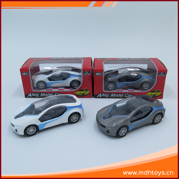 Chenghai play toys children miniature 1/43 diecast pull back toy models car