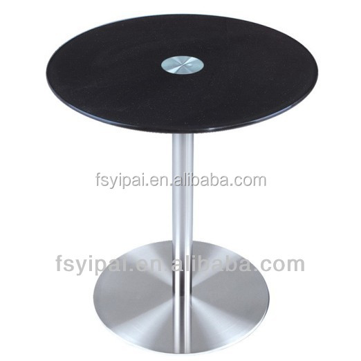 small living room artificial marble top dining cafe coffee shop tables YT205