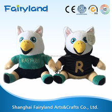 Animal stuffed plush toy custom with clothes