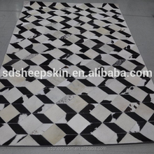 Deluxe Cow Hide Rugs Cow Rug Turkish Patchwork Rug