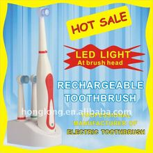 Daily use product--electric toothbrush with LED light (HL-228A)