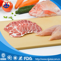 Safety& durable food grade multifunctional UHMWPE cutting board