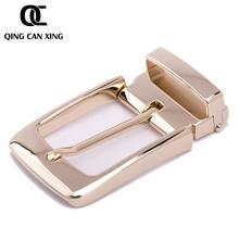 2017 New design new style western iron automatic belt buckles