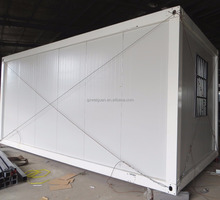 Quick and easy assembly mobile house container nepal container house
