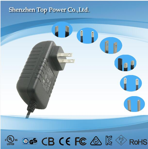 220v 50hz 110v 60hz converter 24v 1a ac dc power adapter for LED christmas tree
