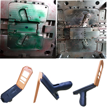 Plastic moulded injection mould molding ,shoe sole injection mould