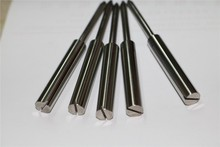 High precision tungsten carbide punch pins