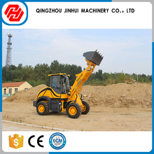 Min ground clearance 250mm garden tractor front end loader