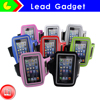 sports armband for iphone 6 with key pouch waterproof phone running armbands customized sports armband for iphone4