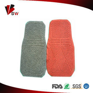 Floor rubber mat