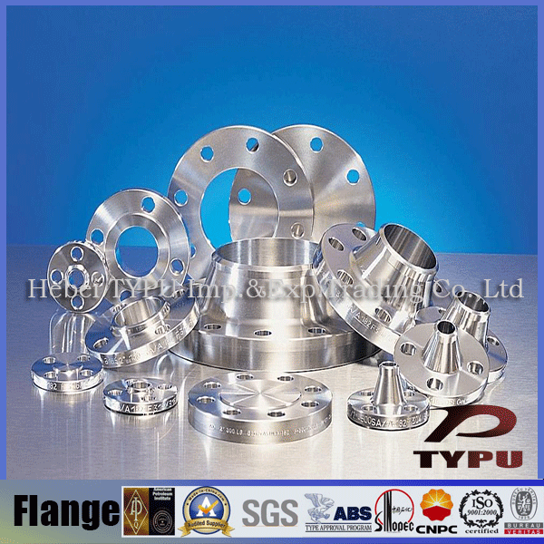 ANSI Welded Pad Type Flange