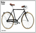 Thumbike 700C city bike bicycle for man with sturmely archer 3 speeds