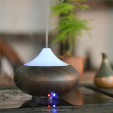 Dark wood electric oil burner&fragrance diffuser&scent diffuser hot sell on Amazon
