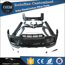 FRP Wide Body Kit for BMW X5 E70 07-13