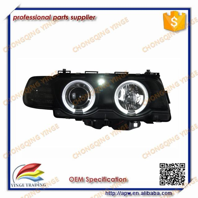 Modified Led Headlamp for 1994 to 2002 year E38 7 Series 728 730 735 740LI 750LI