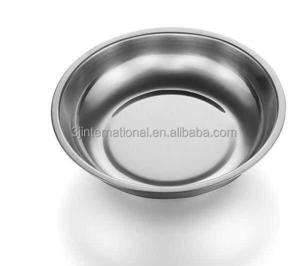 stainless steel magnetic part tray
