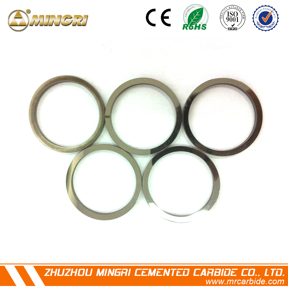 wholesale hard metal/hard alloy/TC mechanical seal rings from china supplier