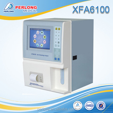 portable blood analyzer XFA6100 Auto human hematology analyzer equipment