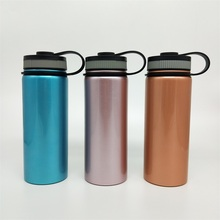 500ml Double Wall Stainless Steel Thermos Tumbler Sport Water Bottle For Bicycle/Travel