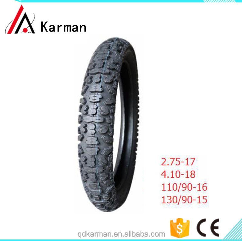 45% 37% motorcycle tyre rubber content and 4PR/6PR tyre PLY RATING motocross tire