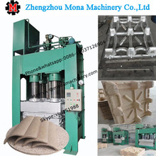NEW DESIGN wood block making machine/plywood pallet hot press machine/compressed wood pallet feet making for sale