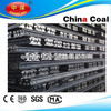 high quality steel light rail with factory price train rails