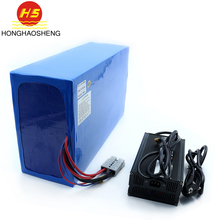 Hot selling rechargeable 13S 3kw 48v battery 50Ah lithium battery for scooter