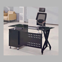Best selling small glass executive table