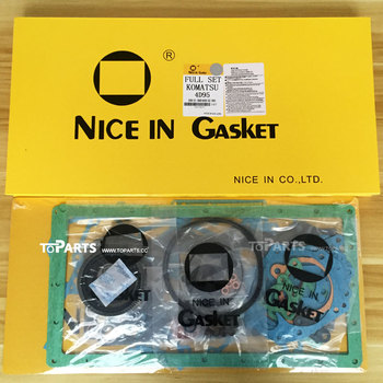 6204-K1-2000 Engine gasket kit 4D95 Excavator engine parts Gasket kit