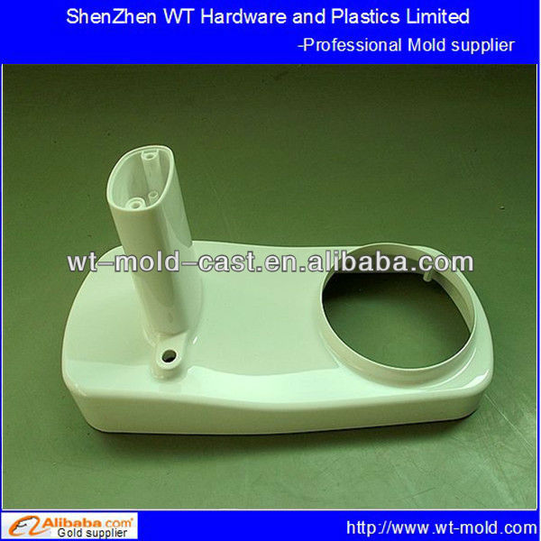 2016 Guangdong high quality ABS blender parts plastic injection mould manufacture