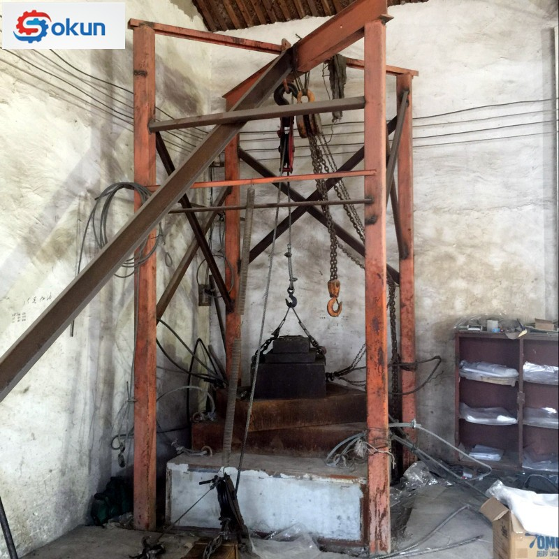 Tugger Winch Cable Pulling Manual Tirfor Wire Rope Winch