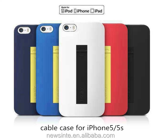 China New Design Cable Case For Iphone5/5s/6/6plus Phone Case With ...