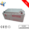 Value regulated lead acid battery, 12V 65AH for Yuasa dry battery for ups,65AH deep cycle battery