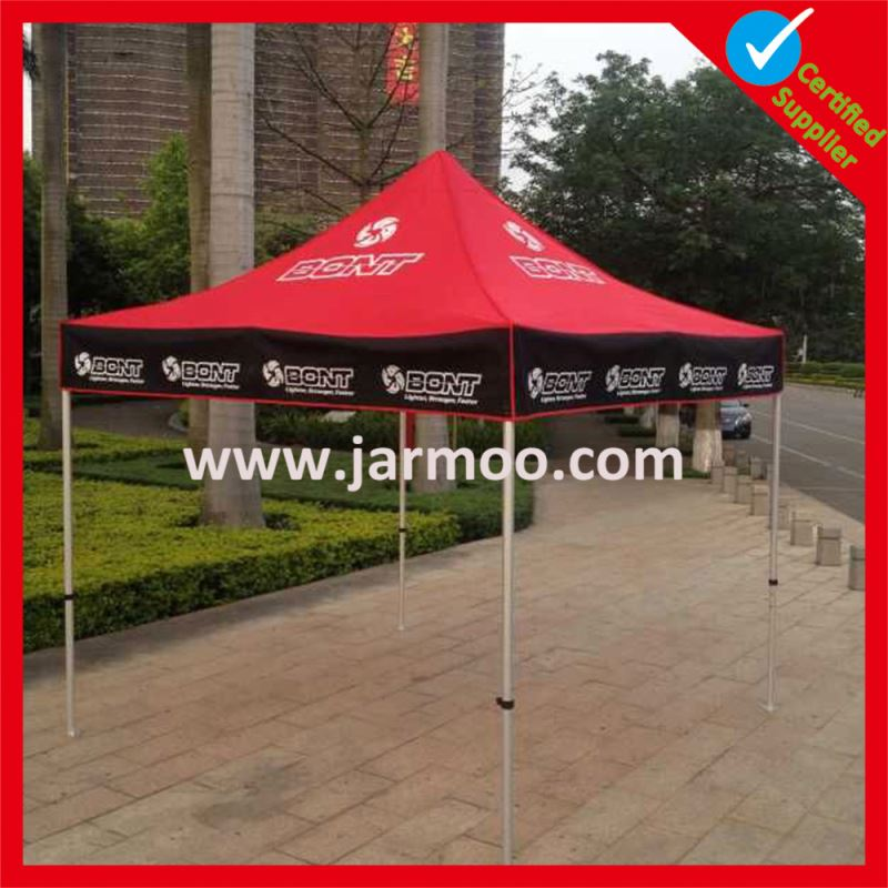 2016 high quality customized aluminum frame printed marquees