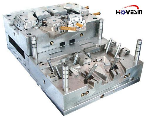 Custom plastic injection molds for communication parts with competitive price and good aftersale service